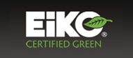 eiko certified green logo